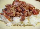 Black Eyed Peas W/Rice