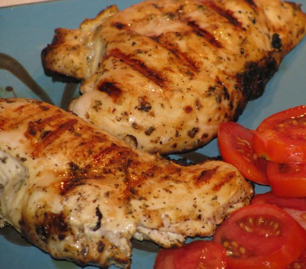 Mustard Grilled Chicken (Light). Photo by Shelby Jo