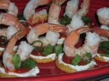 Mini Shrimp Cocktail Appetizers