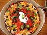 7-Layer Fiesta Party Dip. Recipe by Julesong