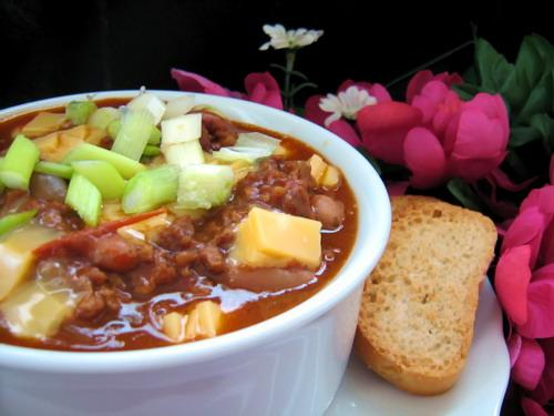 Mom's Easy Chili. Photo by Annacia
