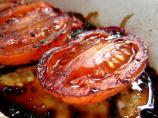 Fast Tomatoes With Basil and Balsamic