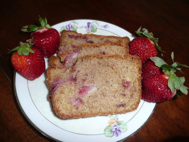 Strawberry Bread. Photo by CaliforniaJan