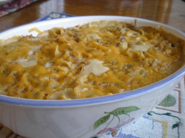 Healthy Tuna Casserole (Low-Fat). Photo by mailbelle