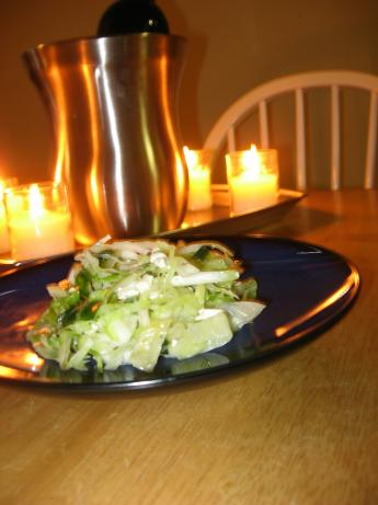 Zoe's Feta Cole Slaw. Photo by Ewalla