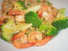 Shrimp and Broccoli Stir-Fry. Recipe by dicentra