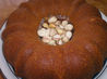Pistachio Tea Cake. Recipe by Julie B's Hive