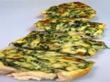 Weazelchef&#39;s Creamy Spinach Garlic Bread