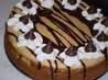 Reese&#39;s Chocolate Peanut Butter Cheesecake. Recipe by Best Baker Jen