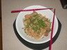 Malaysian Noodles With Seafood & Sausage. Recipe by SEvans