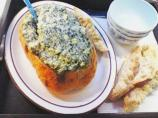 2bleu&#39;s Spinach and Artichoke Dip With Bacon