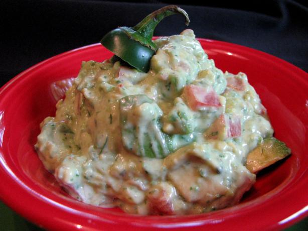 Light Guacamole. Photo by Brooke the Cook in WI