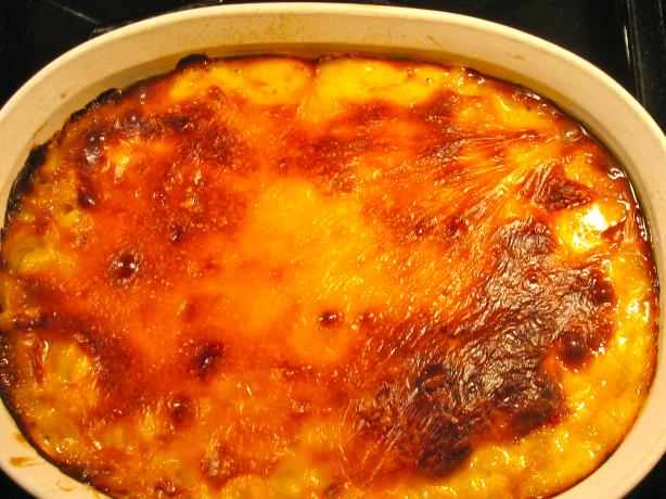 Baked Mac & Cheese W/ Gouda. Photo by Chicagoland Chef du Jour