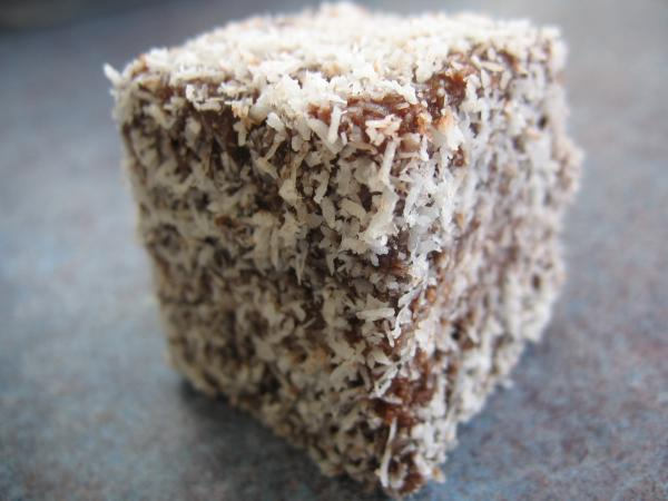 Little Lamingtons. Photo by Chickee