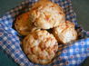 Ultimate Cheese Biscuits - Muffins. Recipe by Seasoned Cook