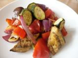 Roasted Fresh Vegetable Medley