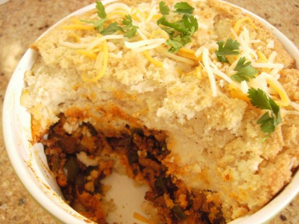 Turkey Tamale Casserole. Photo by Heirloom