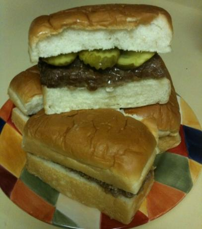 Mock Sliders (White Castles). Photo by Greeny4444