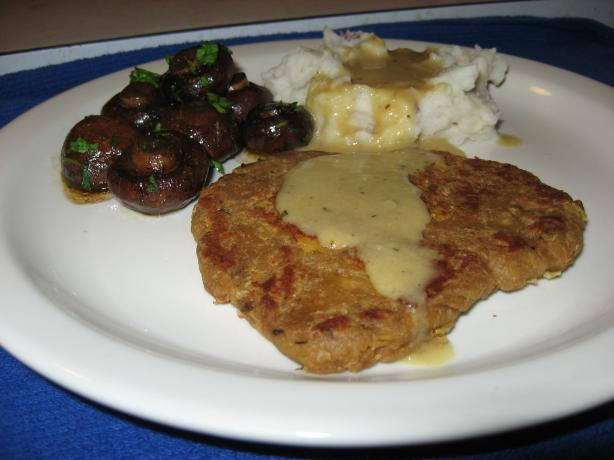 Chickpea Cutlets. Photo by averybird