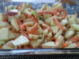 Weight Watchers Apple and Carrot Salad