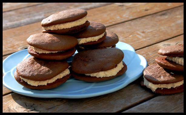 Kid Safe Whoopie Pies. Photo by Dine & Dish