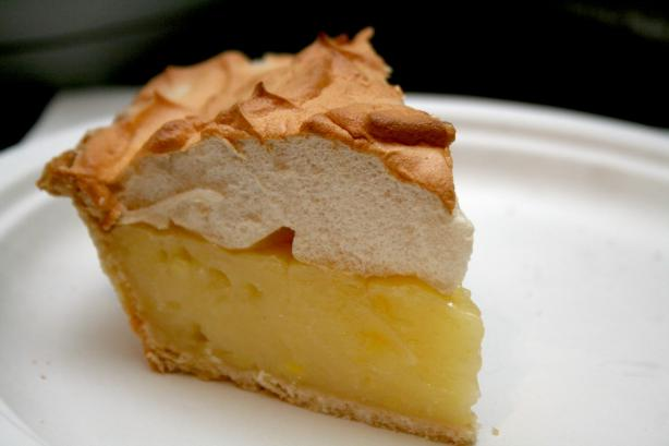 Lemon Meringue Pie. Photo by CandyTX