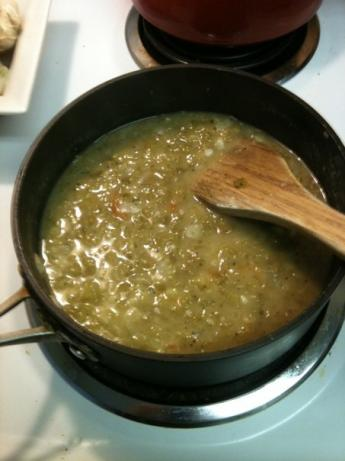 Traditional-Style New Mexico Green Chile Sauce. Photo by Spice Boy