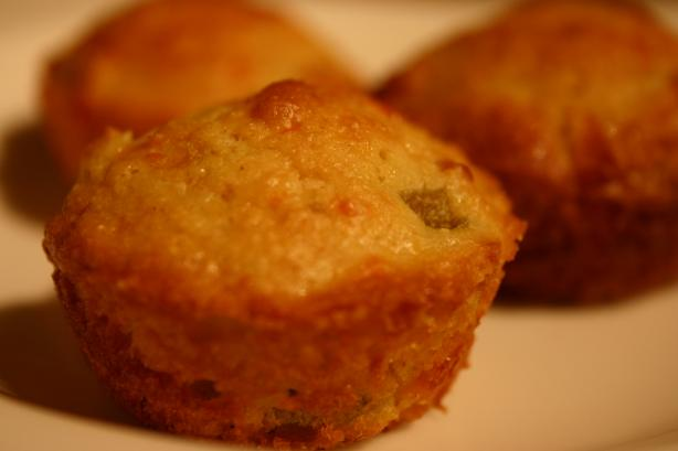 Jalapeno Cheddar Cornbread. Photo by KPD