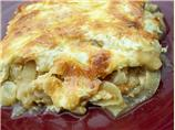 Onion Bread Pudding