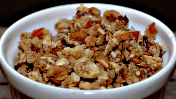 Granola. Photo by Elana's Pantry