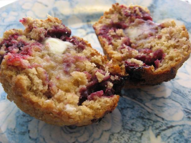 Banana Berry Muffins. Photo by averybird