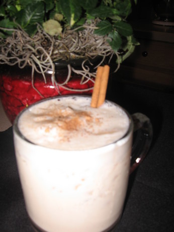 Baileys Spiced Frappe. Photo by mary winecoff
