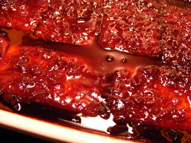 Apricot BBQ Sauce. Photo by Kozmic Blues
