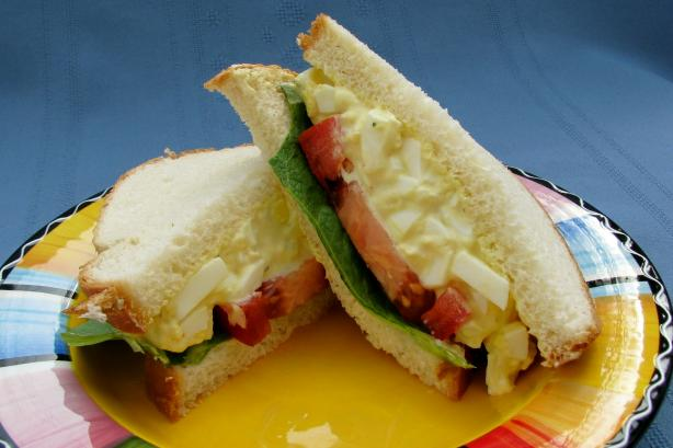 Egg Salad (Sandwich Filling). Photo by lazyme