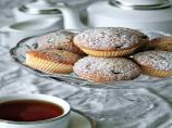 Regency Queen Cakes for Jane Austen's Afternoon Tea Party