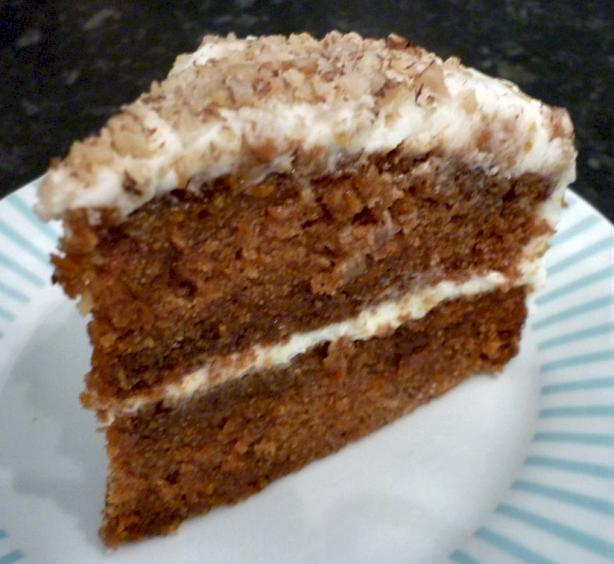 Carrot Cake. Photo by Summerwine