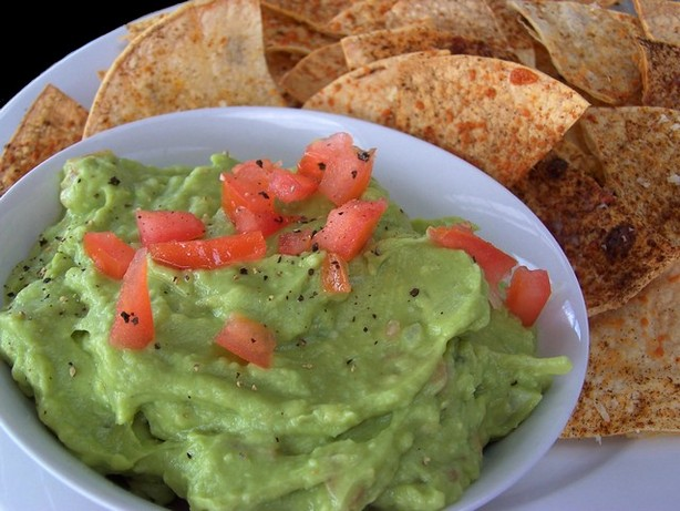 Easy Authentic Guacamole. Photo by **Jubes**