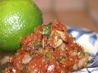 Roasted Tomato Salsa. Recipe by Nanners