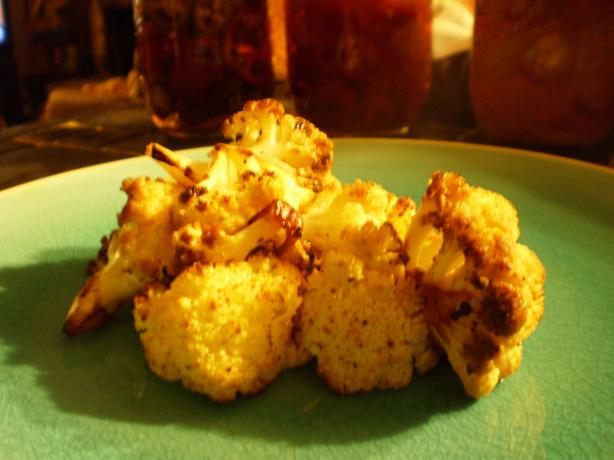 Pepper-Roasted Cauliflower. Photo by breezermom