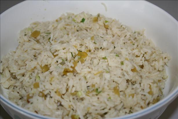Green Chili Rice. Photo by ~Nimz~