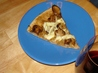 Roasted Garlic, Caramelized Onions, Mushrooms, and Brie Pizza. Recipe by Ewalla