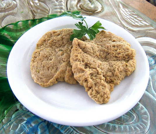 Homemade Seitan. Photo by Kathy228