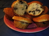 Grammy Mae's Blueberry Muffins