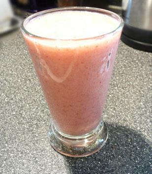 Irish Breakfast Smoothie. Photo by Mikekey