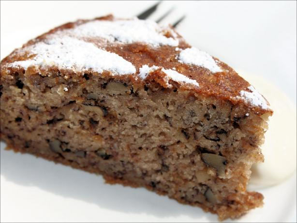 Banana Cake. Photo by **Jubes**