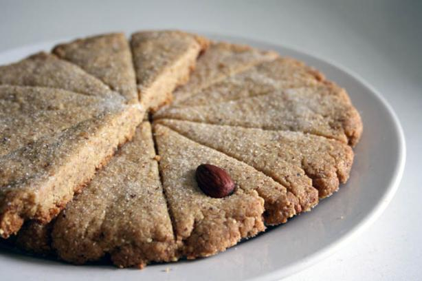 Orange-Hazelnut Shortbread Cookies. Photo by lilsweetie