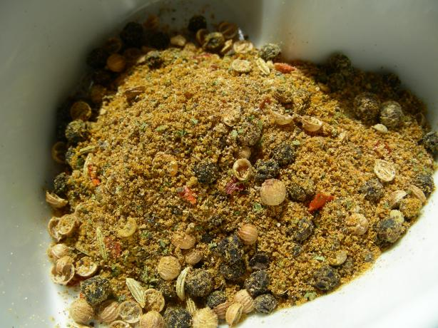 Bo-Kaap Cape Malay Curry Powder - South African Spice Mixture. Photo by Andi of Longmeadow Farm