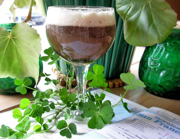 Irish Coffee from the Buena Vista San Francisco. Photo by French Tart