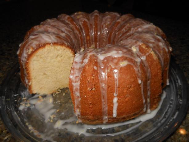 Philadelphia Cream Cheese Pound Cake. Photo by kimdorsey