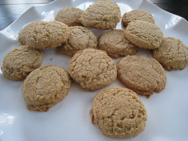 Peanut Butter Oat Bran Cookies. Photo by Roxygirl in Colorado